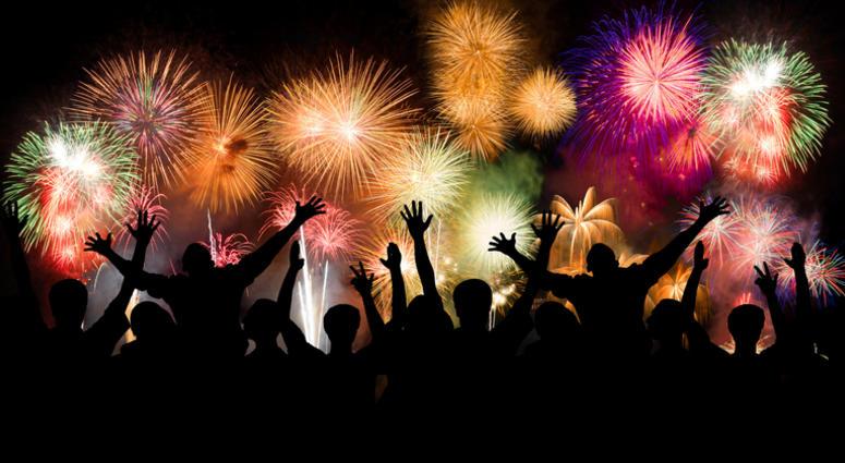 Upstate fireworks