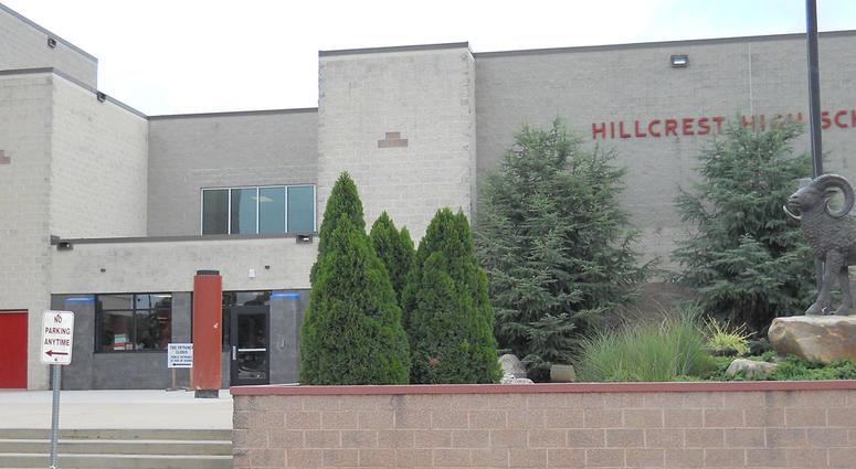 Hillcrest Student Arrested | 106 3 WORD