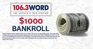 The $1,000 Bankroll