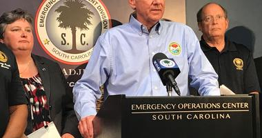 McMaster during a briefing on Florence