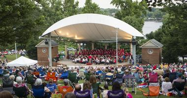 Furman Music by the Lake