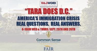 Tara Does D.C.