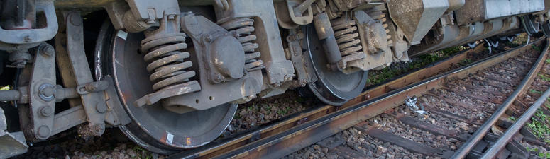 Train Derailment Closes S.C. Roads