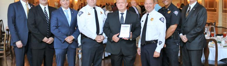 GPD Detective Honored