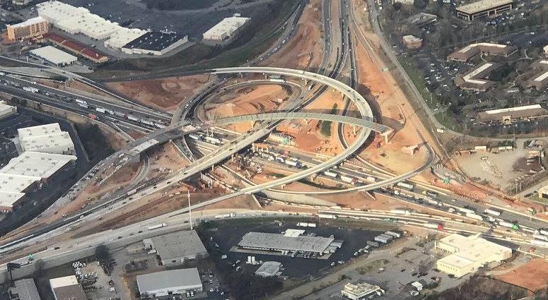 85-385 Gateway construction