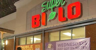 BI-LO on Woodruff Road