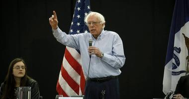 Bernie Sanders runs for president