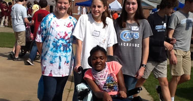 Washington Center School Craft Day