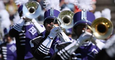 Furman marching band