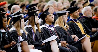 Furman graduates commencement