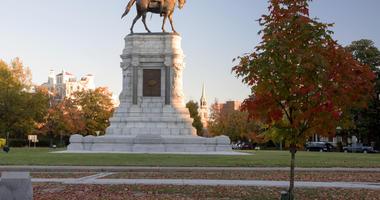 Confederate Monument Vandalized