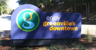 Greenville sign