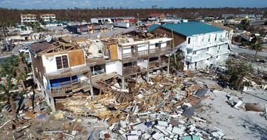 Hurricane Michael, Mexico Beach FL, Florida Panhandle
