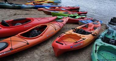 Paddle Fest at Lakes Bowen and Blalock