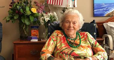 Greer Resident Celebrates 100th Birthday