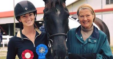 Horse Show 1st place winner 2018