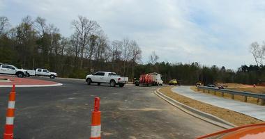 Woodruff Road bypass at Verdae Blvd
