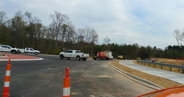 Woodruff Road bypass at Verdae Blvd