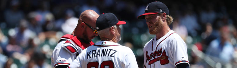 Is Folty on his last chance in Braves' rotation?