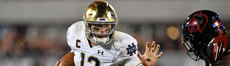Could Book be key for Irish to beat UGA?