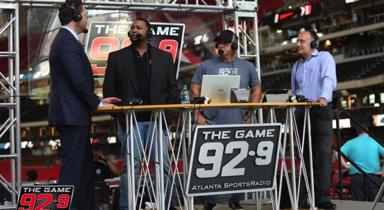 Falcons - United - 92-9 The Game Announce New 5-Year Deal