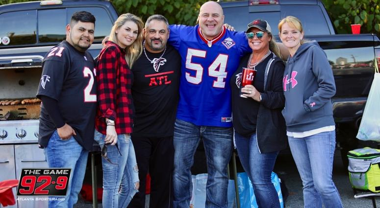 Wade Ford Tailgate - MNF