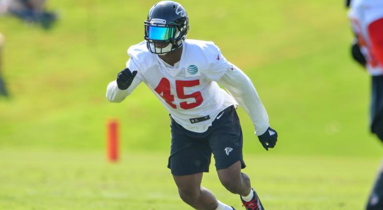 new arrival 0f43b c9504 Atlanta Falcons to sign linebacker Deion Jones to new ...