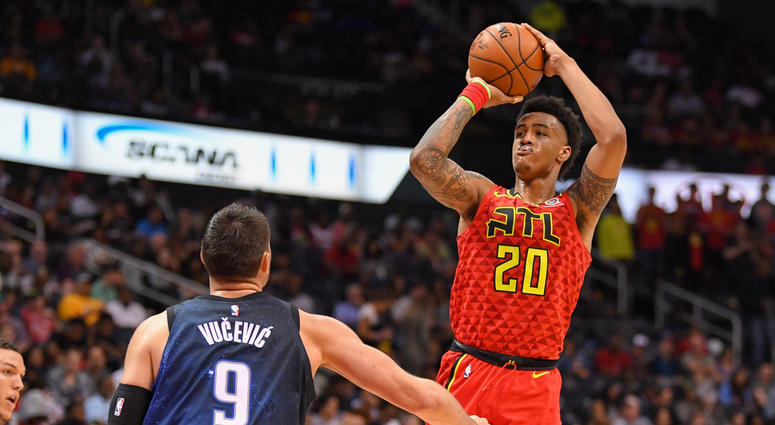 Atlanta Hawks GM says they want John Collins' ankle to be 100