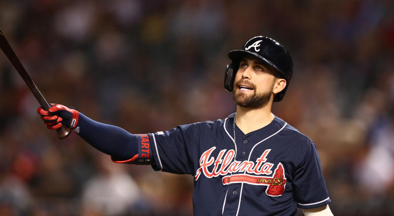 What do the Braves do with Ender Inciarte?