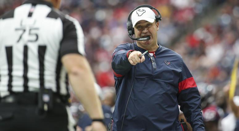 Texans Head Coach Bill O'Brien
