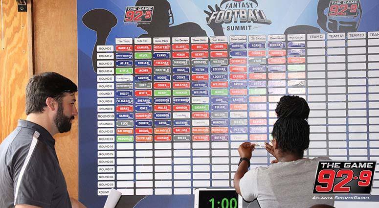 2019 92-9 The Game Fantasy Football Summit