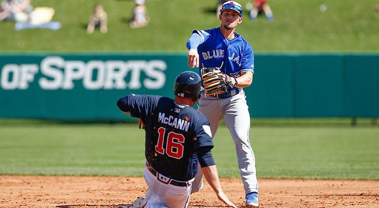 Atlanta Braves catcher Brian McCann