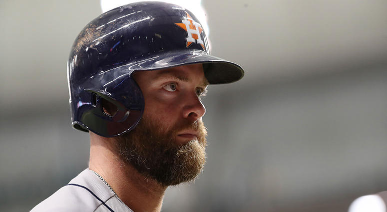 catcher Brian McCann