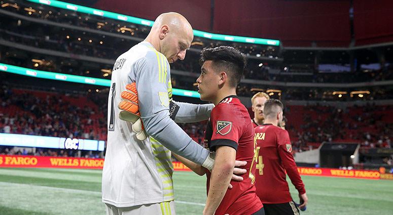 Garza, McCann score as Atlanta United draws NYCFC 2-2 | 92 9 The Game