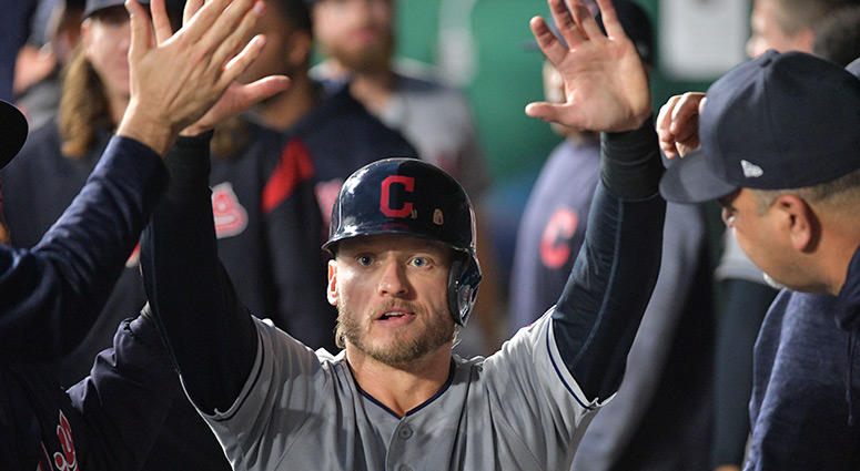 third baseman Josh Donaldson