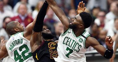 LeBron James, Celtics
