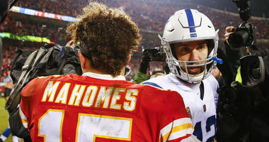 Patrick Mahomes, Andrew Luck