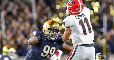 Dodd: ND upset means Dawgs beat themselves