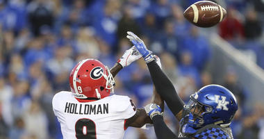 Who replaces Holloman's production for UGA?