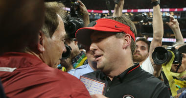 Where does Kirby Smart rank among top coaches