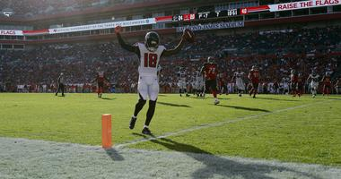 Ridley can make Falcons offense best in NFL