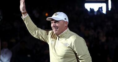 Georgia Tech's turnaround will take at least 2 years