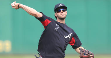Braves' Swanson could be back in lineup as early as Tuesday