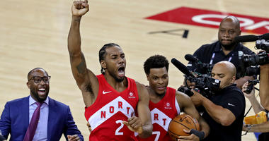 Absolutely no asterisk for Raptors title