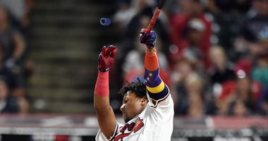 At 21 years old, are there many guys you'd take over Acuña?