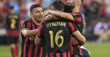 Atlanta United on way to U.S. Open Cup semifinals