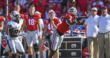 Shockley: Pickens will be UGA's No. 1 receiver