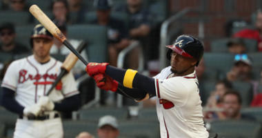 Albies isn't going anywhere in Braves' batting order
