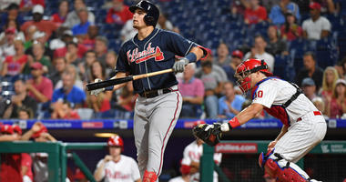 Should Austin Riley be on postseason roster?