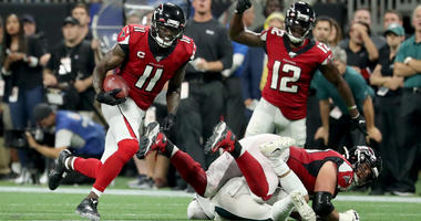 Atlanta Falcons WR Julio Jones